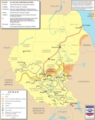soudan,sudan,pétrole,oil,pipeline,china,chine,usa,uk